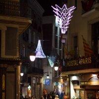 Рождество в Барселоне :: Владимир Бадюля