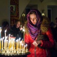 Рождество-2017. г.Руза. Воскресный собор. :: Андрей Куприянов