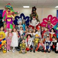Школьные годы чудесные - Новый год шагает по стране :: Дмитрий Конев