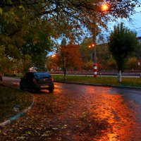 Моя улица :: lapin_valerei@mail.ru