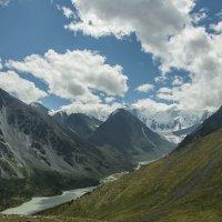 под ледником - Белуха :: Ларико Ильющенко