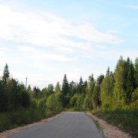 Мои дороги :: Виктор ЖИГУЛИН.