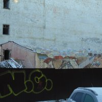 Исчезающий город :: ii_ik Иванов