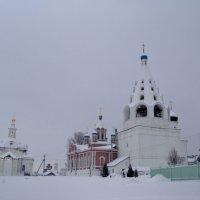 Монастырь в Коломне. :: Ольга Кривых