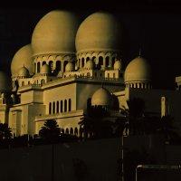 Мечеть шейха Зайда. :: Валентина Потулова