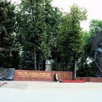 г. Владимир. Площадь Победы. Мемориал. :: Сергей Владимирович Егоров