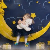 Спят усталые игрушки,книжки спят... :: Олеся Корсикова