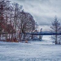 Зима в масле :: Евгения К