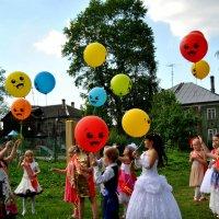 Прощай детский сад :: Натали Пам