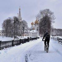 Зима ярославская :: Николай Белавин