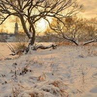 В свете морозного солнца... :: Вадим Телегин