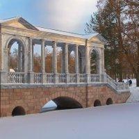 Мраморный мост :: Алексей Михалев
