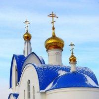 Церковь Покрова Пресвятой Богородицы. :: nadyasilyuk Вознюк