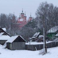 Село Красное :: Елена Жукова