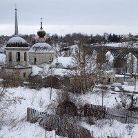 Провинция справляет Рождество :: Елена Жукова