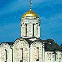 Дмитриевский собор. г. Владимир. :: Сергей Владимирович Егоров