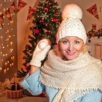 Моя любимая снегурочка :: Oleg Akulinushkin