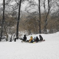 Зимние забавы :: nika555nika Ирина