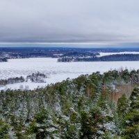 Зимнии озера :: Евгения К