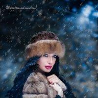 Lady Winter :: Фотостудия Объективность