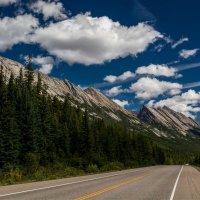 дорога в горы :: Константин Шабалин
