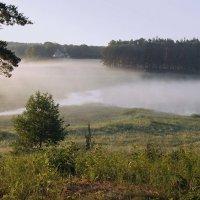 Михайловское Озеро Маленец :: Вячеслав