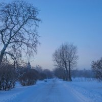 Морозное утро :: Игорь Герман
