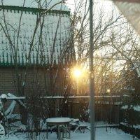 Зима. Мороз. :: Мария Т