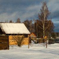 Зима :: Сергей Шашкин