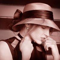 портрет девушки ретро :: Игорь Юрьев