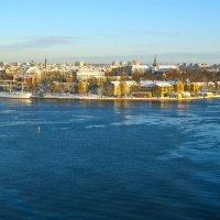 Стокгольм сверху, 6 января 2017 :: Елена