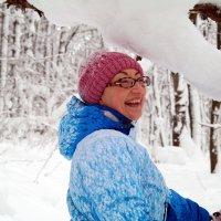 День игры в прятки с зимой :: Андрей Заломленков