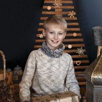 Никита в новогодней сказке :: Вероника Пастухова