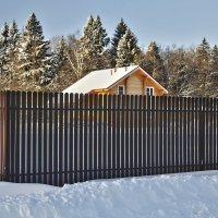 А за городом зима, зима, зима :: Alexandr Zykov