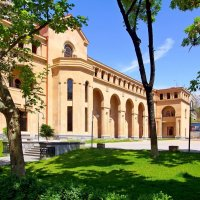 Резиденция Католикоса всех армян в Ереване :: Денис Кораблёв