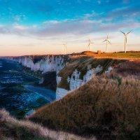 Wind turbines :: Alena Kramarenko