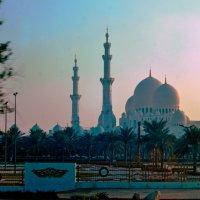 Мечеть шейха Зайда .. :: Валентина Потулова