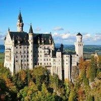 Замок Нойшвайнштайн/ Германия :: Kapris VS