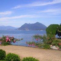 Озеро Маджиоре :: NataliD24