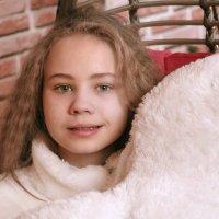 Любимая дочка :: Viktor Heronin
