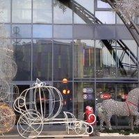 Сани для Деда Мороза :: Svetlana Lyaxovich