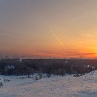 Морозное утро в городе :: cfysx