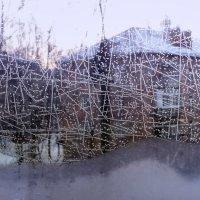 Причудливый узор морозного утра, -35 за окном :: Николай Белавин