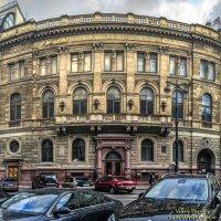 Дом М.К. Кальмейер - Здание Русского для внешней торговли банка :: Valeriy Piterskiy
