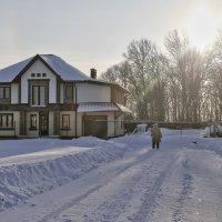 Мороз и солнце :: Alexandr Zykov