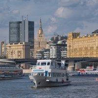 Москва река :: Елена Левковская
