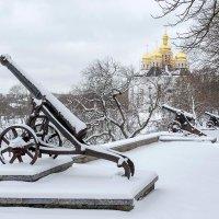 Вал зимой :: Сергей Тарабара