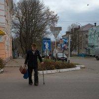 Утро маленького городка 2 :: Тамара Цилиакус