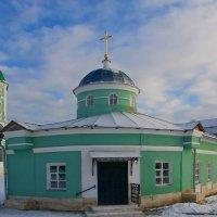 Подворье Свято-Екатерининского женского монастыря.... :: Tatiana Markova