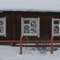 Новогодние окна :: Геннадий Г.